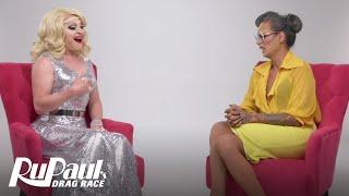The Pit Stop w/ Raja & Pandora Boxx | RuPaul's Drag Race All Stars Recap (Season 2 Ep 7) | Logo