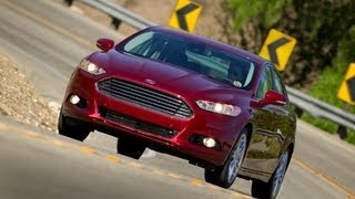 2013 Ford Fusion First Drive&Review