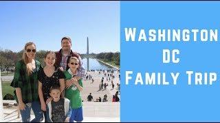 Family Road Trip To Washington DC