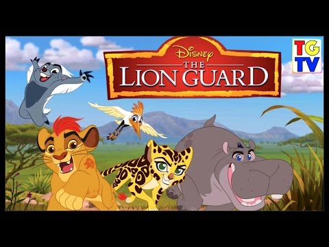 Disney The Lion Guard - Episode 1 Grasslands