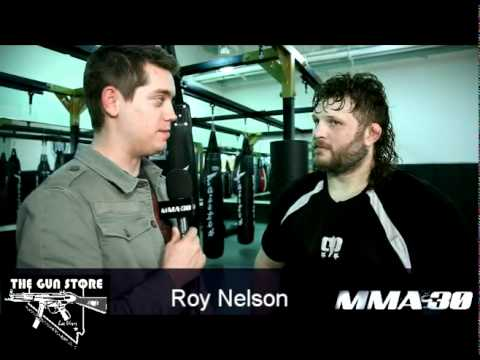 Roy Nelson talks next fight vs Frank Mir and UFC Heavyweights