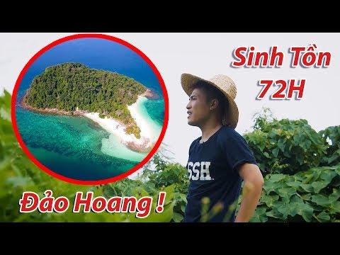 NTN - Trailer Thử Thách 72H Sinh Tồn Trên Đảo Hoang (72H Surviving On An Abandoned Island) - Thời lượng: 25:06.