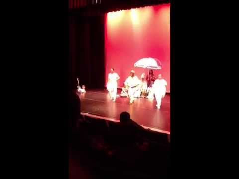 YorubaRhythm Debuted Performance