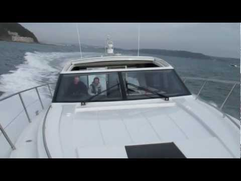 Princess V57 from Motor Boat & Yachting