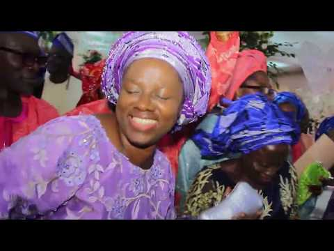 Dammy Mike-bamiloye Dances With Mum Reception Full Video