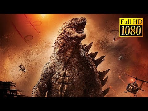 Godzilla Kids Special | Hollywood Movies 2018 | English Movies 2018