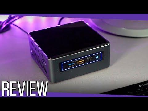 Intel NUC: review   El mini PC más potente del mundo!