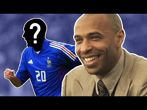 'The Best Finisher I Have Ever Seen Is...' | Thierry Henry