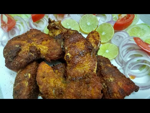 Best Fish Fry In Delhi/Simple And Spicy Fish Fry Recipe