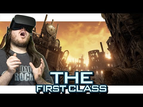 The First Class VR - Epic - Oculus Rift (видео)