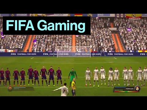 Ronaldo Scores Penalty From Own Half! | Funny Fifa Fails