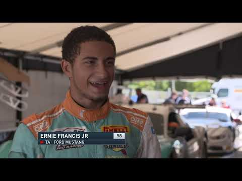 Trans Am FirstEnergy MId-Ohio 100 (CBS Sports Replay)