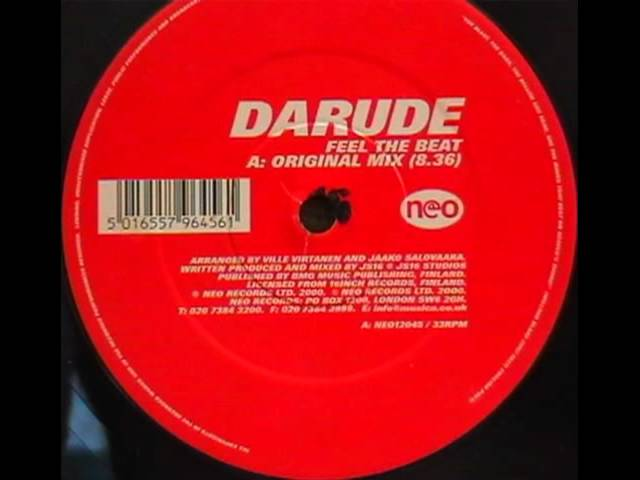 Darude – Feel The Beat (Original Mix)