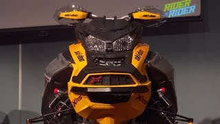 10. 2019 Ski-Doo Snowmobile Sneak Peek