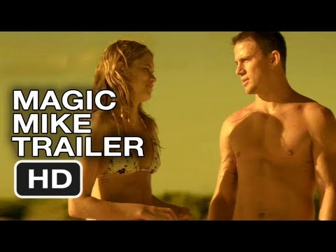Magic Mike Trailer - Channing Tatum Stripper Movie (2012) Official Trailer HD