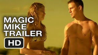 Download Video Magic Mike Trailer - Channing Tatum Stripper Movie (2012) Official Trailer HD MP3 3GP MP4