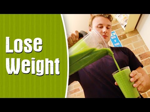 Weight Loss Green Smoothie — How To Lose Weight with Green Smoothies