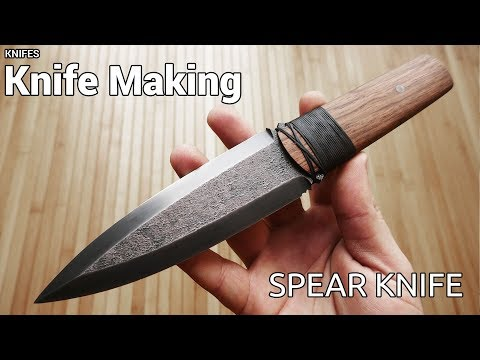 Knife Making - Spear Knife