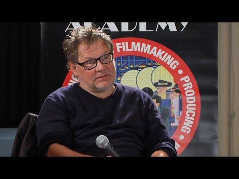Discussion with Oscar Winning Cinematographer Janusz Kaminski at New York Film Academy