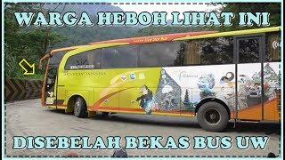 Video Warga Sitinjau Lauik Heboh Lihat Bus Ini MP3, 3GP, MP4, WEBM, AVI, FLV Juli 2019