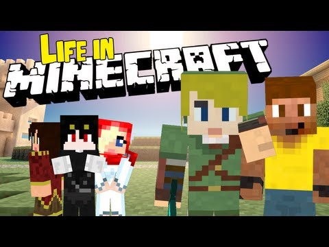 Life in Minecraft Episodes 2-14