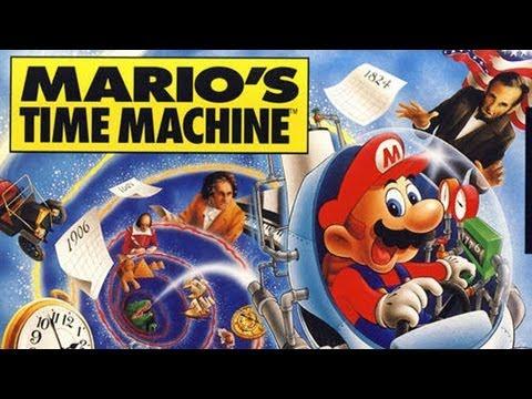 mario's time machine walkthrough super nintendo
