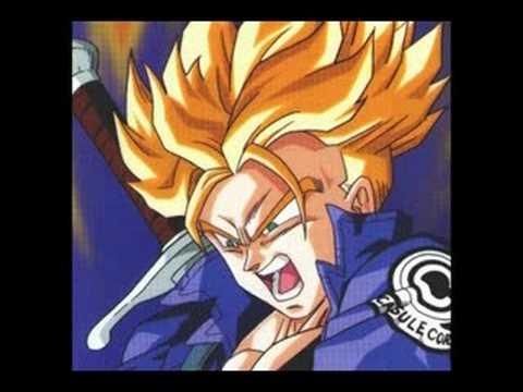 Dragon Ball Z Original Soundtrack - Battle Point Unlimited ( High Quality ) (видео)