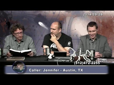 experience - Atheist Experience episode #885 for September 28, 2014 with Russell Glasser, Richard Carrier and Chris Johnson. Bat Cruise Guest Speakers Dr Richard Carrier and Chris Johnson discuss their...