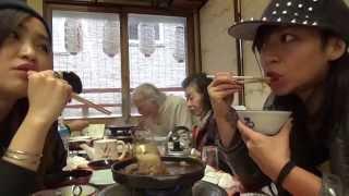 Kristina & Airi 東京を巡る はとバス編 PART2