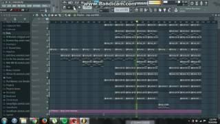 Mac Miller - Cinderella (feat. Ty Dolla $ign) Instrumental Remake (FLP)