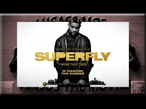 #SuperFly2018 Lucas&Moe Vs. The Movies Reviews SuperFly Remake