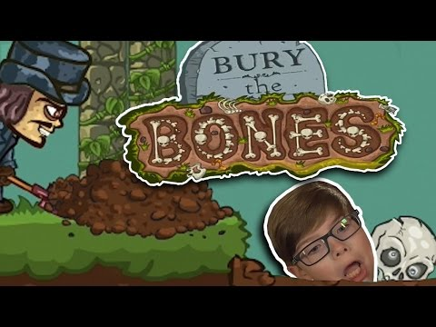 , title : 'BURY THE BONES!! | Free Online Games for Kids | Halloween 2016'