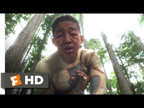 After Earth (2013) - Blood Contamination Scene (5/10) | Movieclips