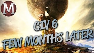 Video Civilization VI Few Months Later - What Changed? MP3, 3GP, MP4, WEBM, AVI, FLV Januari 2018