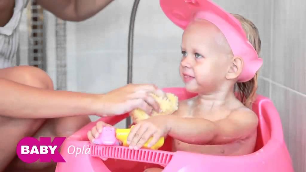 фото Ванночка Ok Baby Opla (Окей Бэби Опла)