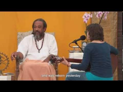 Mooji Video: Letting Your Life Unfold