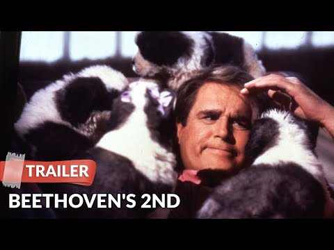 Beethoven's 2nd (1993) Trailer | Charles Grodin | Bonnie Hunt