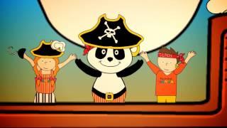 Vídeoclip Festival do Panda -  HEY BABA HEY