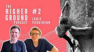 Louis Parkinson on Life in Lockdown, Social Media, and Competing   Higher Ground #2 by Andrew MacFarlane