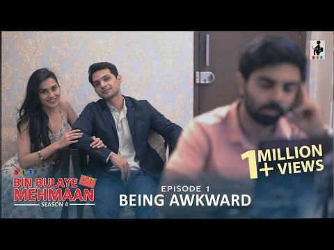 SIT | BIN BULAYE MEHMAAN | Web Series | S4E1 | Being Awkward ft Anushka Sharma, Akashdeep, Yuvraj