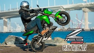 7. Kawasaki Z125Pro / MotoGeo Review