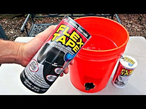 Testing Flex Tape - As Seen On Tv