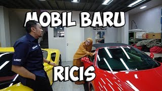 Video 11 JUTA SUBSCRIBER DIKASIH MOBIL MEWAH!!! - RICIS KEPO part 1 MP3, 3GP, MP4, WEBM, AVI, FLV April 2019