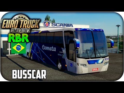 BUS PACK V1 for ETS2 (REBOOT)