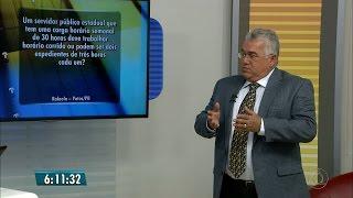 """Bom Dia Paraíba – Quadro """"Eu Quero Saber"""" – 04.10.2016"""
