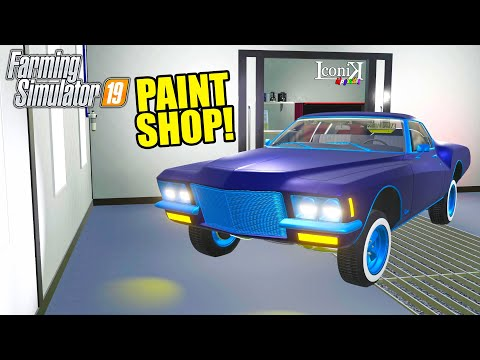 Iconik Paint Booth v2.0