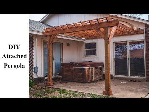 DIY Attached Pergola | Build It Better | EP. 02