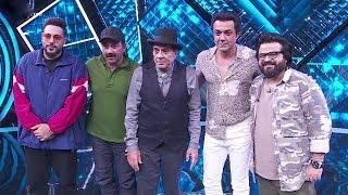 Video Dharmendra, Sunny Deol, Bobby Deol Promote Yamla Pagla Deewana Phir Se On Dil Hai Hindustani 2 Show MP3, 3GP, MP4, WEBM, AVI, FLV Agustus 2018