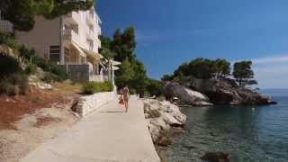 Baska Voda Croatia  city photos gallery : Brela, Baska Voda and Makarska