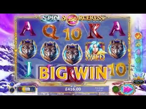 Spin Sorceress Slot - Nextgen Gaming Promo